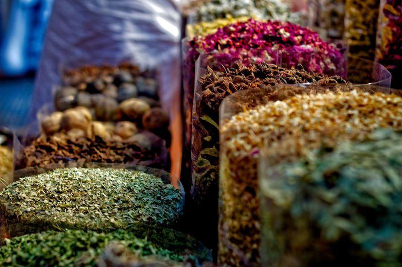 Spices Colors