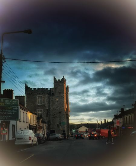 Taking Photos Check This Out From My Point Of View Ireland🍀 Ardee Town Landscape Castle Historical Town Clouds And Sky Light And Shadow Ancient History Mythical Battlegrounds February 2016 Enjoying Life