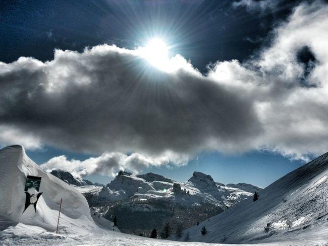 Beauty Landscape Dolomites, Italy Mountains