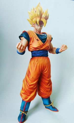 One Person Adult Young Adult Garage Kits In China Toys Motel Alone Dragon Ball Z 悟空