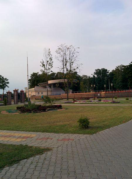 Амфитеатр Sankt-peterburg Спб