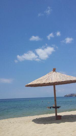 On The Beach In Love Greece Grecia Portocarras Summer