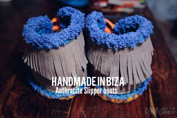 Slipper  Boots Fashion Fashion&love&beauty Fashion Photography Handmade Artisan Shoes