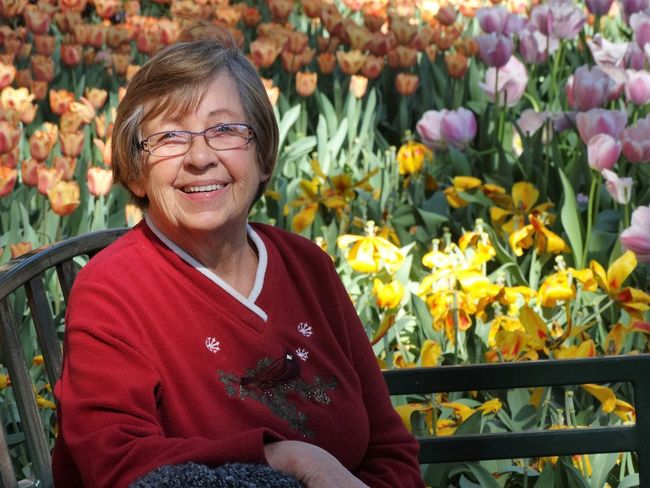 EyeEm Selects MyMum MyBFF♥ Smiling Miss You RIP :( Garvin Woodland Gardens Hot Springs Arkansas, USA