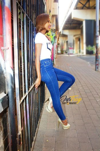 The Street of Jozi Photography Model