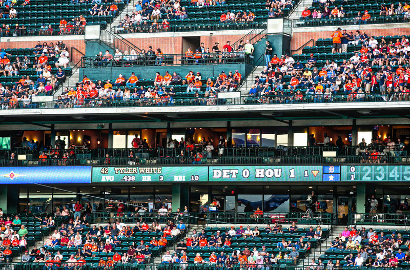 Adult Adults Only Astros Audience Baseball Crowd Crowded Day Fan - Enthusiast Large Group Of People Men Mlb Orange Color Outdoors People Real People Spectator Sport Sports Stadium Travel Destinations Women