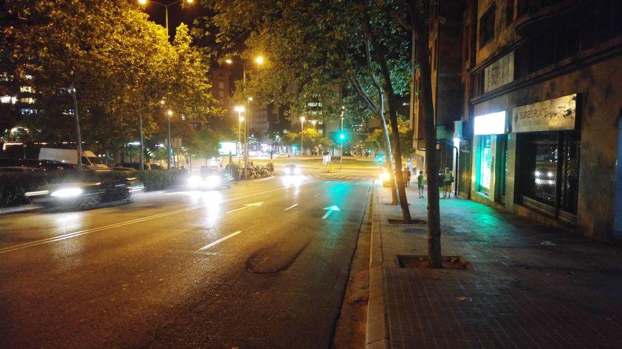 Sabadell Streets (Catalonia) Sabadell Illuminated Night First Eyeem Photo