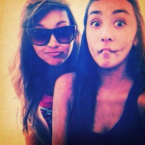 Me & my beautiful cousin Alyssa