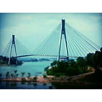 Barelang Bridge Lateupload KameraHpGwa Likeforlike Batamphotgram @Batamphotgram batamjaya kepri Follow4FollBack PunyaIndonesia