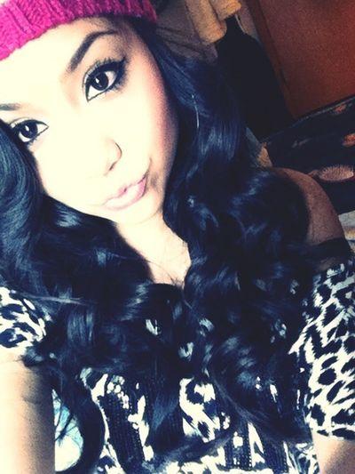 I Think I Miss My Dark Hair :((