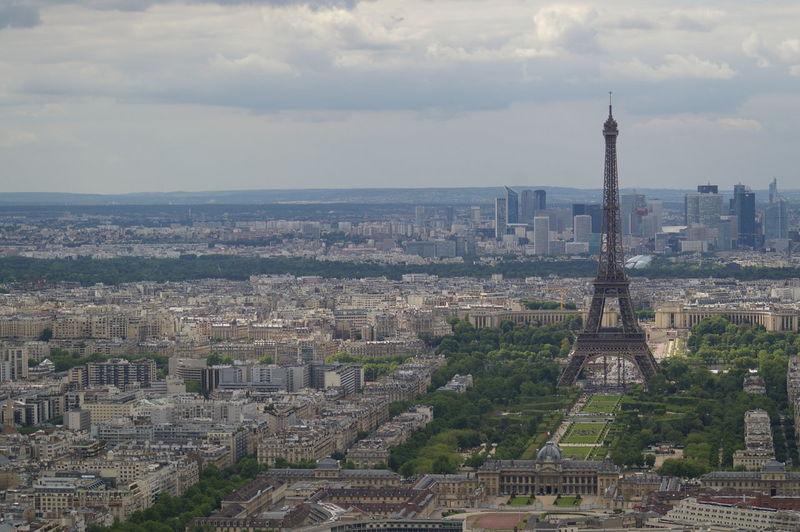 Cityscape City Travel Destinations Aerial View France 🇫🇷 Montparnasse, Paris EyeEmNewHere Paris, France