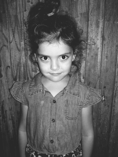 Theres a story in her eyes. Childhood Portrait Blue Child Looking At Camera Children Only Day One Person Beauty People Girls
