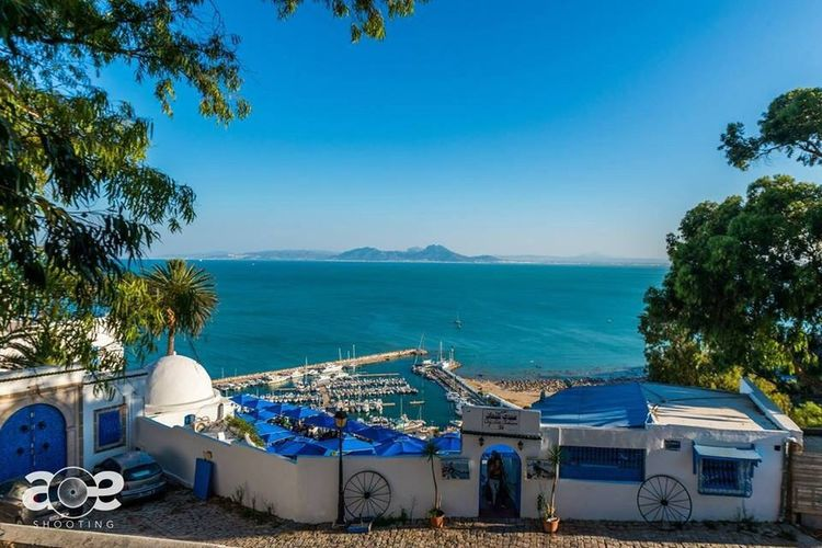 Tunisia Tourism Hello World Sidi Bou Said