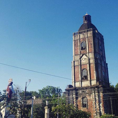 Jaro Bell Tower Wheniniloilo Holyweektravels Churches Church Iloilo Iloilo City, Philippines IloiloCity
