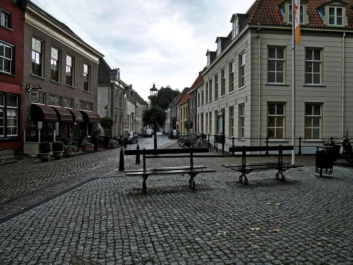 Autumn Architecture Building Exterior Built Structure City Cobblestone Day Outdoors Sky Street Streetphotography