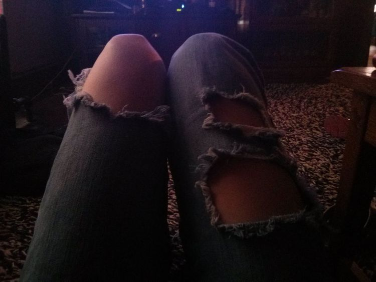 Abercrombie Jeans? Abercrombie & Fitch  Jeans Thigh Gap