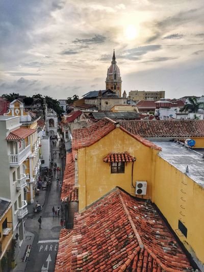 Cartagena Colombia Cathedral Old City First Eyeem Photo