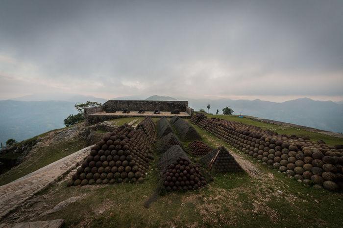 Citadelle La Ferrière No People Outdoors Architecture Landscape Sky Haiti North HaitiTourism Haitian Haïti, Amazing Country Haitian History Cap Haitien First Eyeem Photo