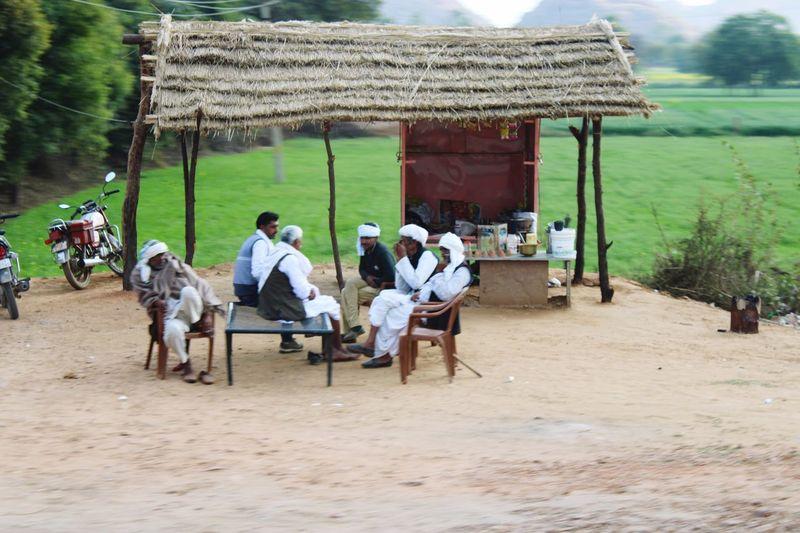 Real People Group Of People Men People