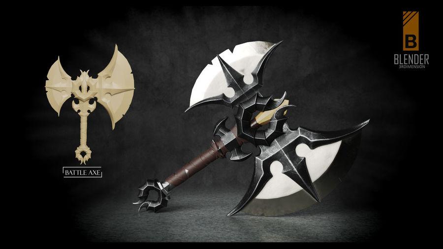 War axe Axe