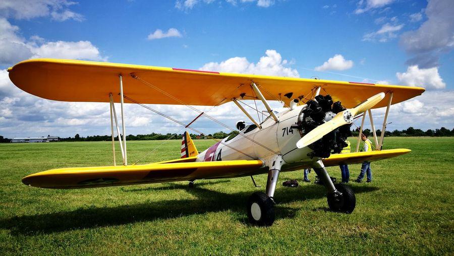 Flyfest Airplane Piotrków Trybunalski