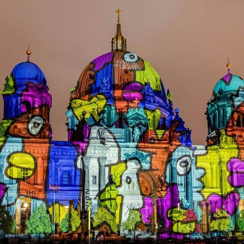 Festivaloflights Festival Of Lights 2015 Berlin