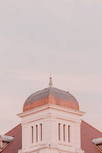 Tower Politics And Government City Dome Place Of Worship Sunset Business Finance And Industry Architecture Sky