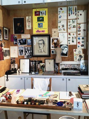 Atelier de Yves Saint Laurent No People Arrangement Variation Container Choice Indoors  Collection