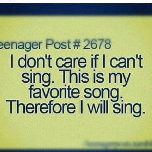 "Ugh I Hate When Im Sing My Mindless Behavior,Beyonce,Tyrese,Rihanna,Tamar Braxton,Alicia Keys,or Chris Brown My Sisters Nd Bros Be Like ""✋UGH SHUT UP U CANT SING"