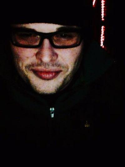 Portrait Looking At Camera Adult Night Dark Close-up Men