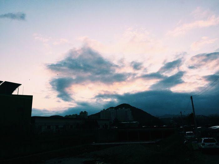 Busan Sky 날좋다..