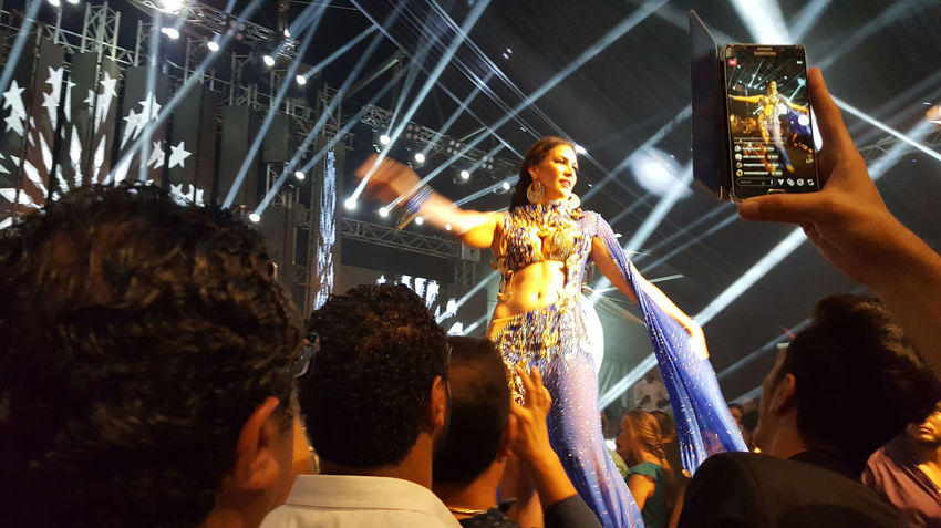 Egypt Arts Culture And Entertainment Belly Dancing Egyptian Culture Enjoying Life Event Group Of People Men Nightlife Stage - Performance Space Wireless Technology égypte