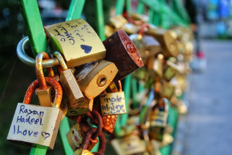 Hope Love Lock