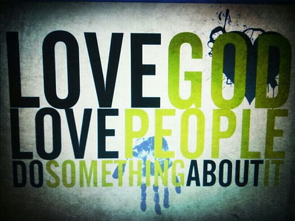 I Love My God. I Love He's People (Even Those I Have Not Meet). If You Have A Problem With My Faith, Am In Mississippi