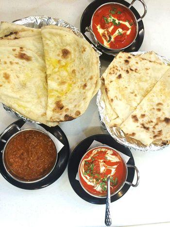 Al-Azhar Indian Food Food Glorious Food Foodphotography Naan Butter Naan Garlic Naan Chicken Tikka Masala