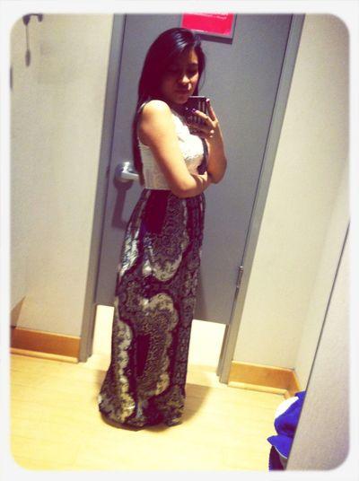 Feeling this dress (: First Eyeem Photo