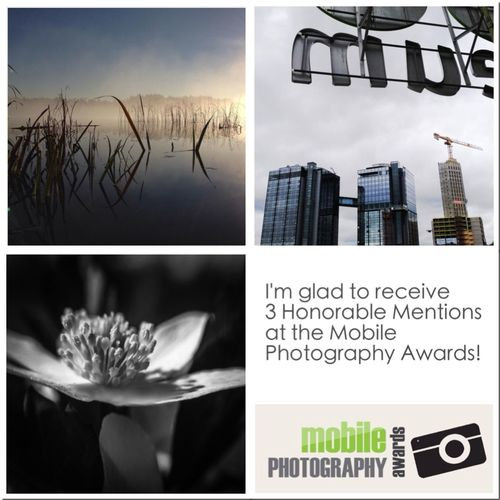 Congrats to all winners and honorable mentions at the Mobile Photography Awards 2014! Mobile Photography Awards