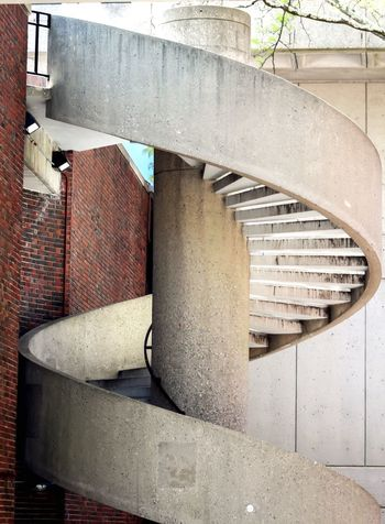 Staircase Circular Stairway Urban Geometry Walking Around The City  City Life Architectural Detail Architecture_collection Urbanphotography Eye4photography  Cities
