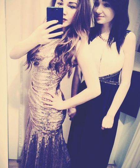 Me And My Sister Love ♥ Beauty Longhair Enjoying Life Weddi Hello World Gold