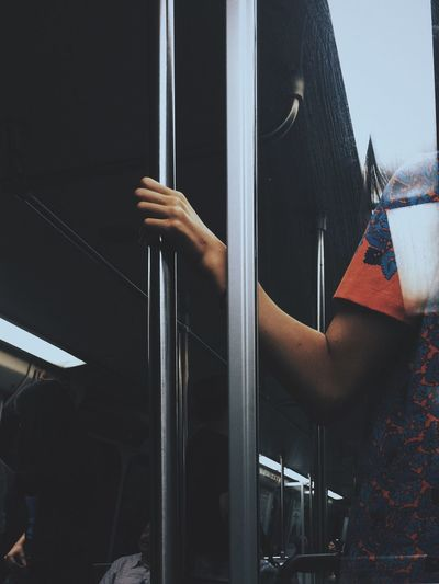 Fading... Hand Girl Metro Train Beautiful Hand Spotify EyeEm Fade Girl In The Train Music Artwork Spotlight