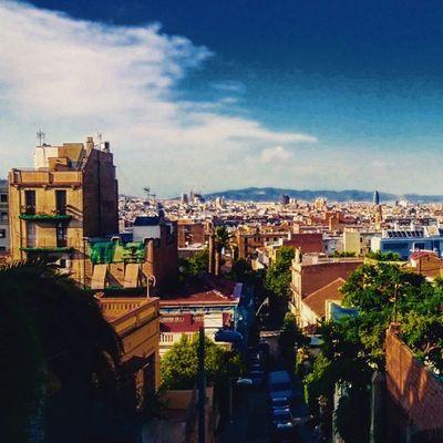 Barça Montjuic Barcelona Citylife City SPAIN 2015  Beautiful 2ndDate Lovelife Travellingeveryday Adventure Explore Instagood Instatravel June Europe