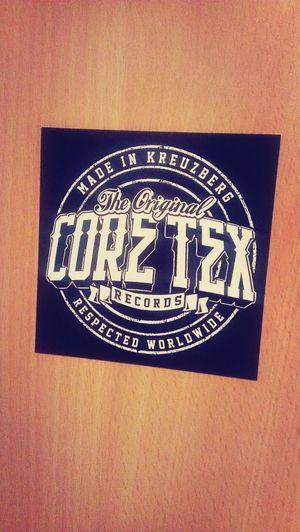 Sticker Coretex Hardcore Kreuzberg