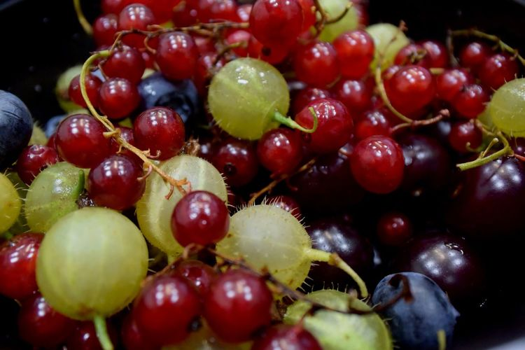 Berries Summertime Close-up Colorful Currant Food Food And Drink Fresh Food Fresh Fruits Freshness Fruit Gooseberry Healthy Eating Healthy Food No People Raw Food Ready-to-eat Red Red Currant Vegan Food