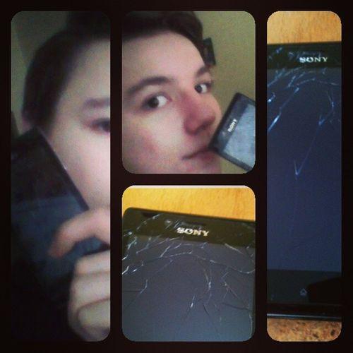Goodbye old cellphone Sony XPERIA J ST26i