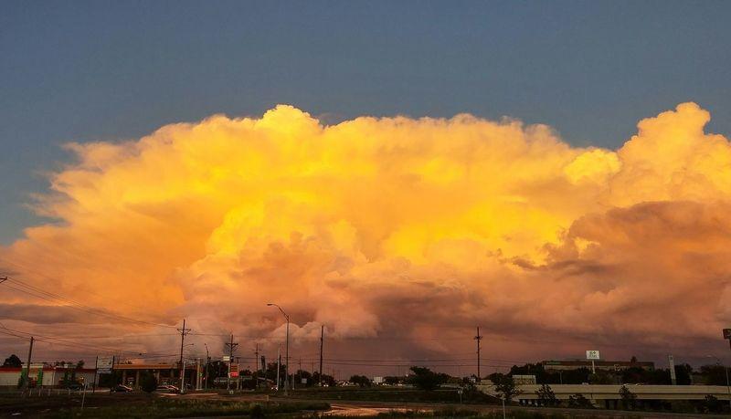 Sunset, Sky, Clouds, Beauty