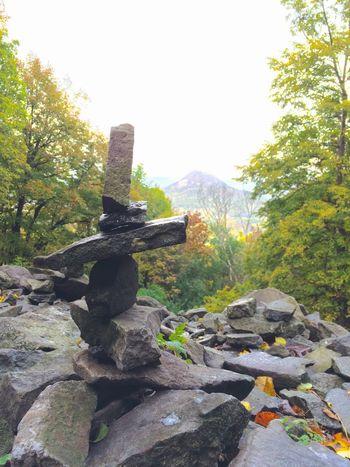 Peaceful Badacsony Stones