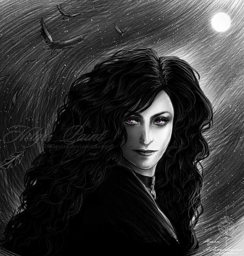 2017 Art Moon One Person Sapkowski Thewitcher Thewitcher3 Yen Yenneferofvengerberg