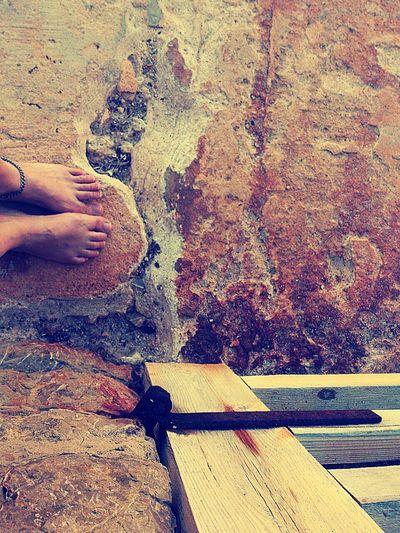 Portinax Ibiza Smartphonephoto Embarcadero Pies Feet Feetselfie Viajes