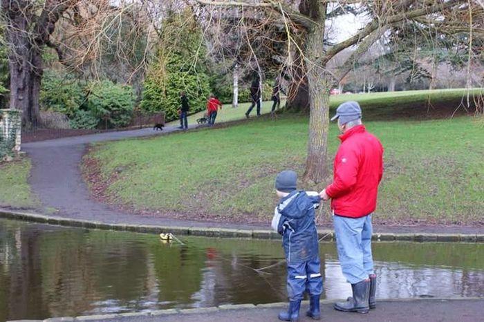 Fatherandsonmoments Fatherhood Moments Outdoors Treasured Memories