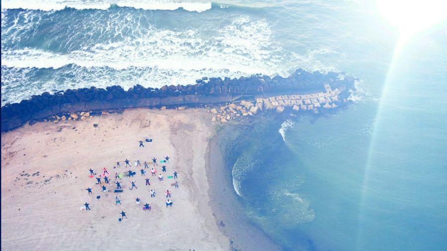 Sea Wave Motion